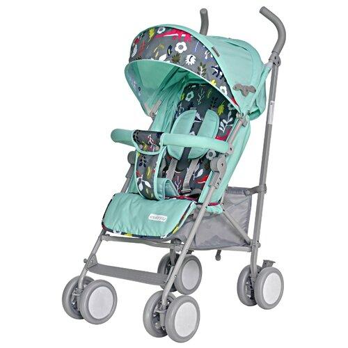 Прогулочная коляска everflo E-109 Dino turquoise прогулочная коляска everflo e 240 shine серый