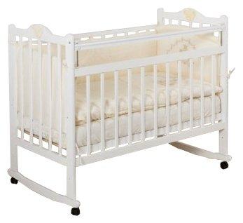 Кроватка Incanto Pali (колесо/качалка)