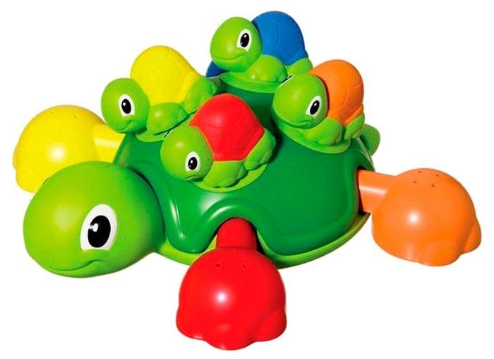Игрушка для ванной Tomy Веселые черепашки (E72097)