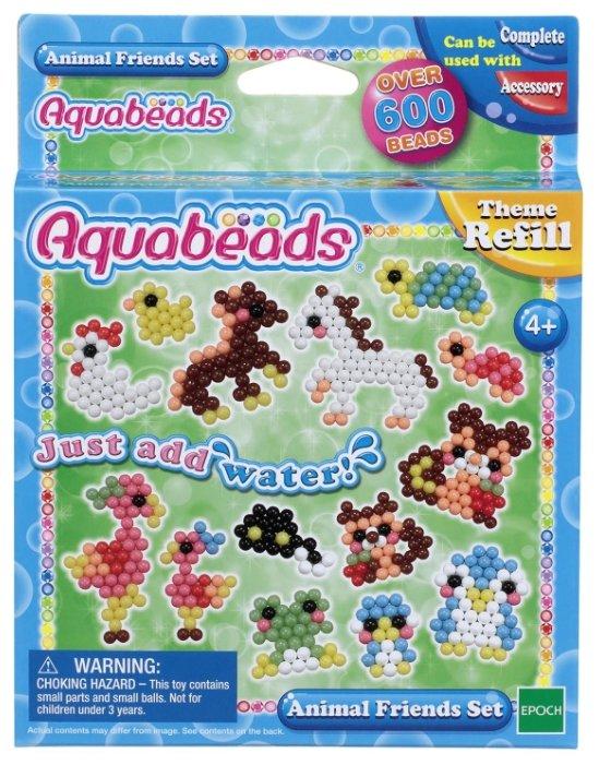 Aquabeads Аквамозаика Забавные животные (79298)