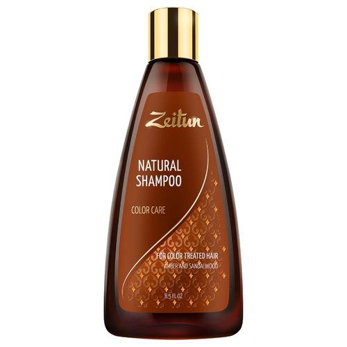 Zeitun шампунь NATURAL COLOR CARE 250 млШампуни<br>