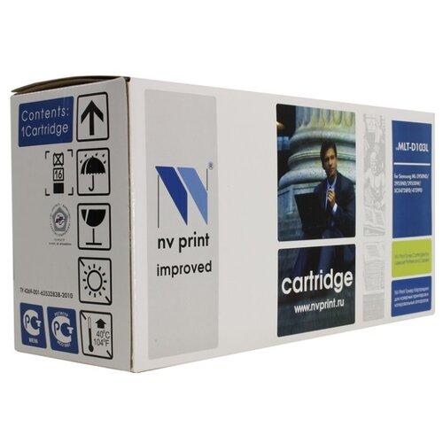 Фото - Картридж NV Print MLT-D103L для Samsung, совместимый картридж nv print fx 10 для l100 120 mf4010 4140 4330 4660