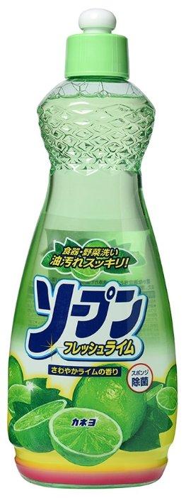 Kaneyo Средство для мытья посуды Свежий лайм