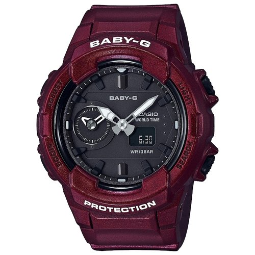 Наручные часы CASIO BGA-230S-4A наручные часы casio gax 100x 4a