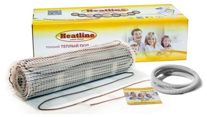 Электрический теплый пол Heatline HL-750-5.0