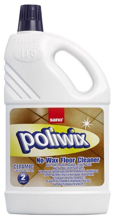 Sano Средство для мытья полов Poliwix Ceramic