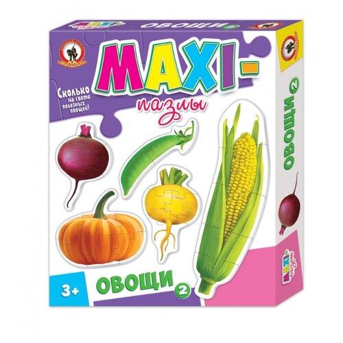 Купить Набор пазлов Русский стиль Овощи 2 (03528), Пазлы