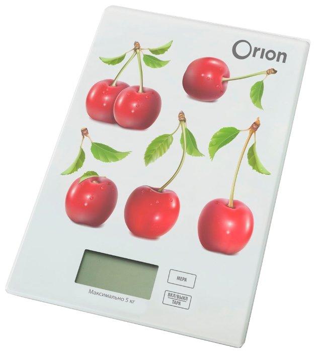 Кухонные весы Orion ВБК-СП04-5КГ