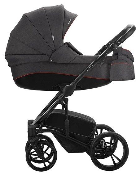 Универсальная коляска Bebetto Tito (2 в 1)