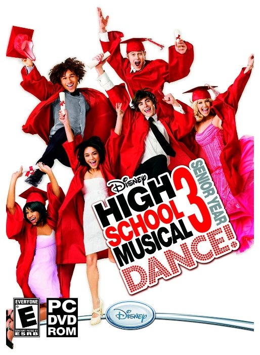 Interactive Studios Disney High School Musical 3: Senior Year Dance