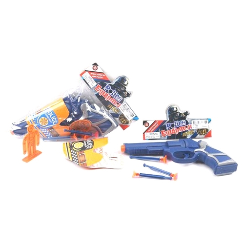 Игровой набор Shenzhen Toys Police Equipment 10-12AB