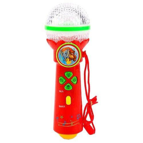 Умка микрофон B1252960-R красный умка микрофон a848 h05031 r9