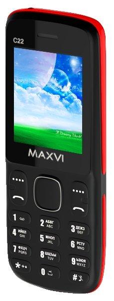 MAXVI Телефон MAXVI C22