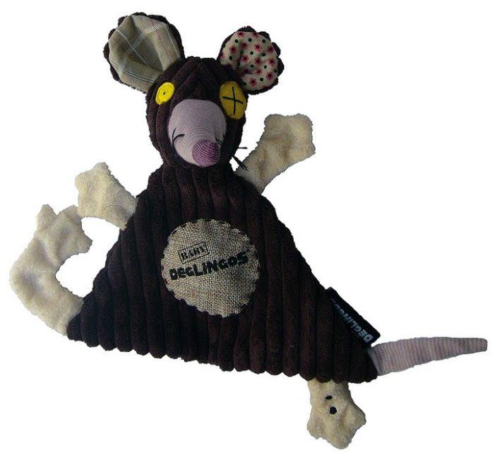 Мягкая игрушка Deglingos Крыска Ratos baby 23 см