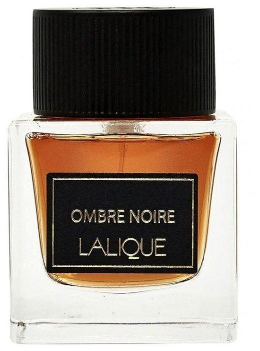 Парфюмерная вода Lalique Ombre Noire — купить по выгодной цене на Яндекс.Маркете