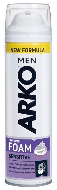 Пена для бритья Sensitive Arko
