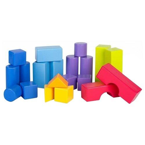 Купить Кубики Росигрушка Геометрические фигуры 9378, Детские кубики