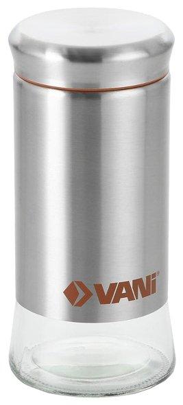 VANI Банка для сыпучих продуктов V9006 900 мл