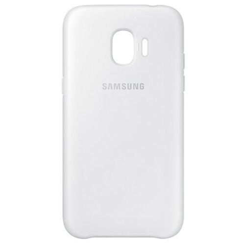 Чехол-накладка Samsung EF-PJ250 для Galaxy J2 (2018) / J2 Pro (2018) белый чехол накладка araree gp j250kdcp для samsung galaxy j2 2018 j2 pro 2018 синий