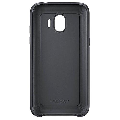 Чехол Samsung EF-PJ250 для Samsung Galaxy J2 (2018) / J2 Pro (2018) черныйЧехлы<br>