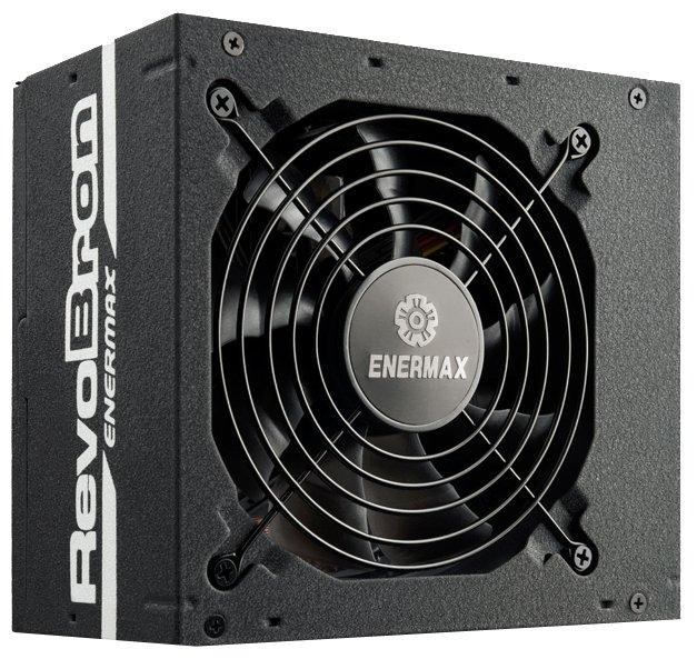 Блок питания Enermax erb600awt revobron 82+ modular 600w 80+ bronze rtl