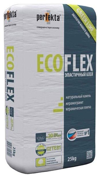 Клей Perfekta GREEN LINE ECOFLEX 25 кг