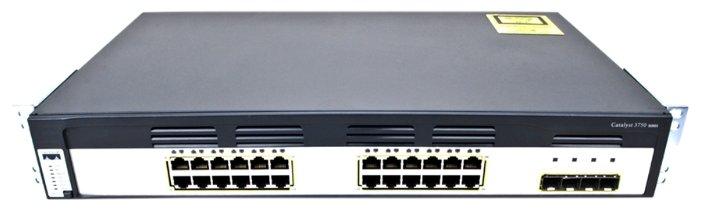 Cisco Коммутатор Cisco WS-C3750G-24TS-E