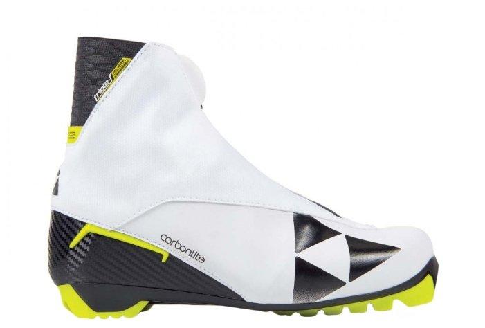 Ботинки для беговых лыж Fischer Carbonlite Classic WS