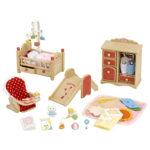 Купить Игровой набор Sylvanian Families Детская комната 2954/5036, Игровые наборы и фигурки