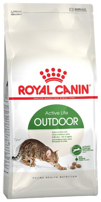 Корм для кошек Royal Canin Outdoor 30