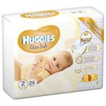 Huggies Elite Soft 2 (4-7 кг)