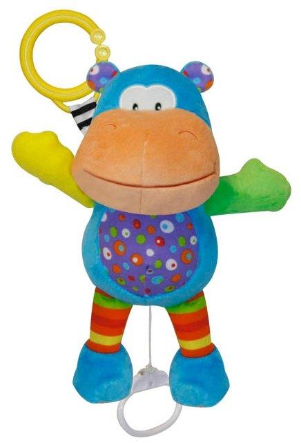 Подвесная игрушка Lorelli Веселый бегемотик (1019088 1301)