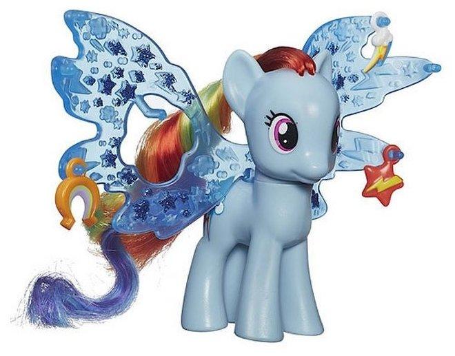 Фигурка Hasbro Rainbow Dash с волшебными крыльями B0671