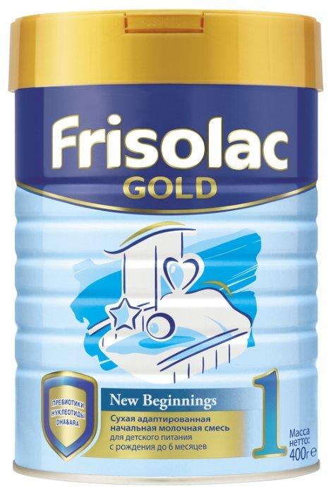 Смесь Friso Frisolaс Gold 1 (с 0 до 6 месяцев) 400 г