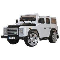детский электромобиль Weikesi Land Rover Defender DMD-198 Black