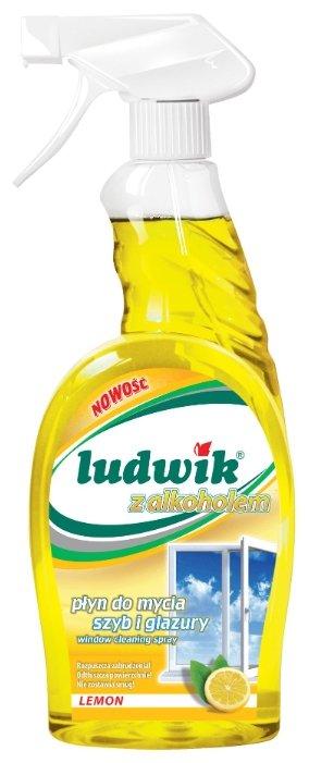 Спрей LUDWIK для стекол Лимон