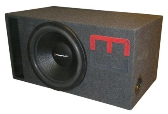 Автомобильный сабвуфер Magnum MBW 151 SPL-BOX