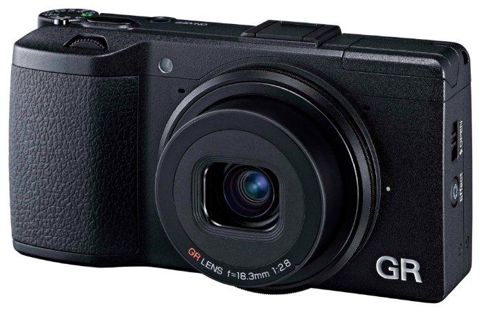 Ricoh Компактный фотоаппарат Ricoh GR II