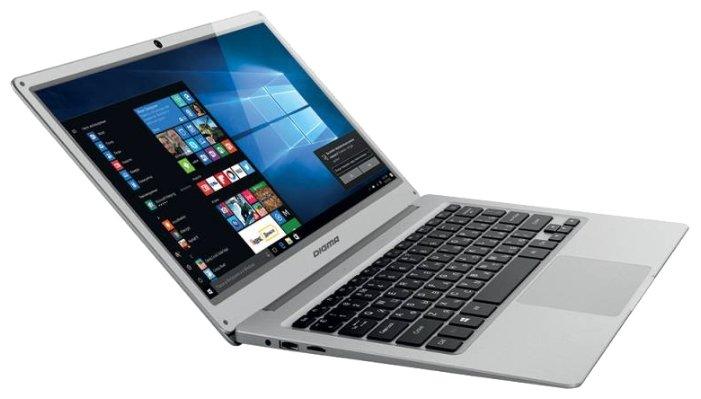 Ноутбук Digma EVE 300 (Intel Atom x5 Z8350 1440 MHz/13.3