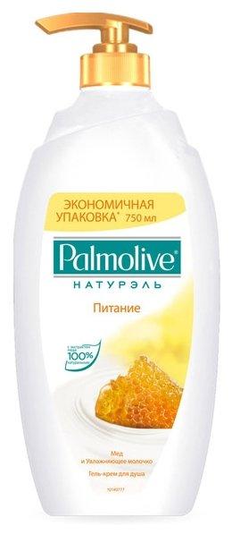 Гель-крем для душа Palmolive Натурэль Питание