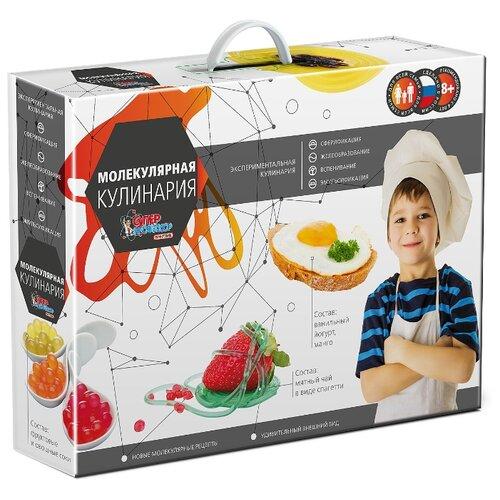 Набор Qiddycome Супер профессор. Молекулярная кулинария (X018), Наборы для исследований  - купить со скидкой