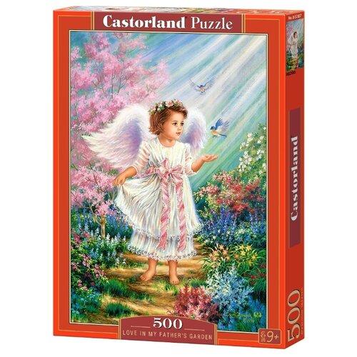 Купить Пазл Castorland Love in My Father's Garden (B-52837), 500 дет., Пазлы