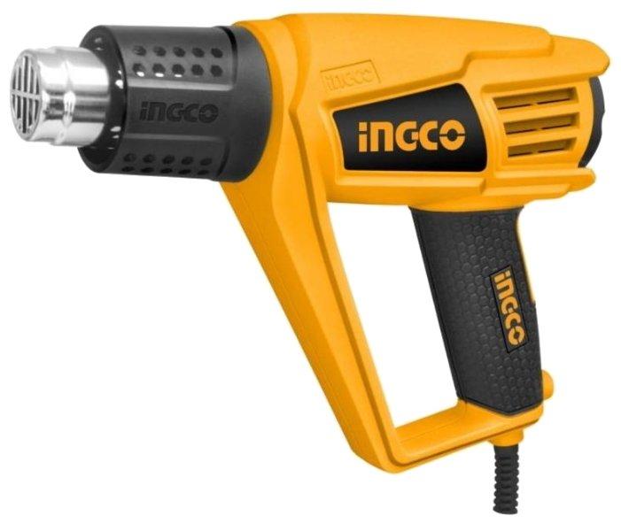 Строительный фен INGCO HG20082-1 Industrial Case 2000 Вт
