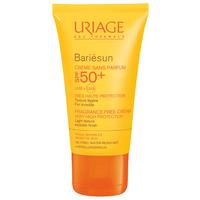 Uriage Bariesun Cream Very high protection care for sensitive skin - Крем солнцезащитный без ароматизаторов SPF50, 50 мл