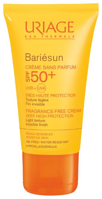 Uriage Bariesan крем солнцезащитный без ароматизаторов