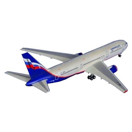 Купить Сборная модель ZVEZDA Пассажирский авиалайнер Боинг 767-300 (7005) 1:144, Сборные модели