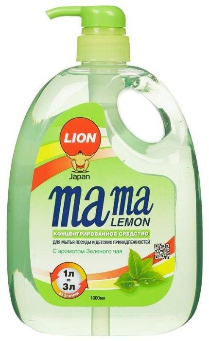 Mama Lemon Жидкость для мытья посуды Green tea