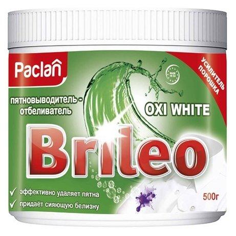 Paclan Brileo Oxi White