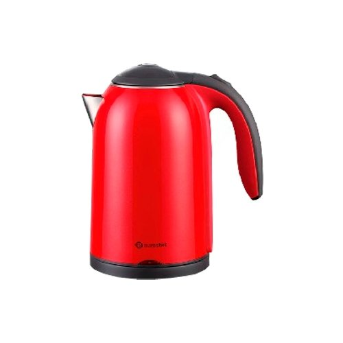 Чайник Eurostek EEK-1704S, красный чайник eurostek еек 2212