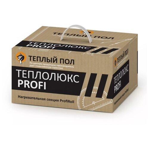 Греющий кабель Теплолюкс ProfiRoll 160 160Вт греющий кабель теплолюкс profiroll 1920 1920вт